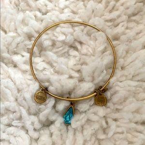 Alex & Ani Water Bracelet